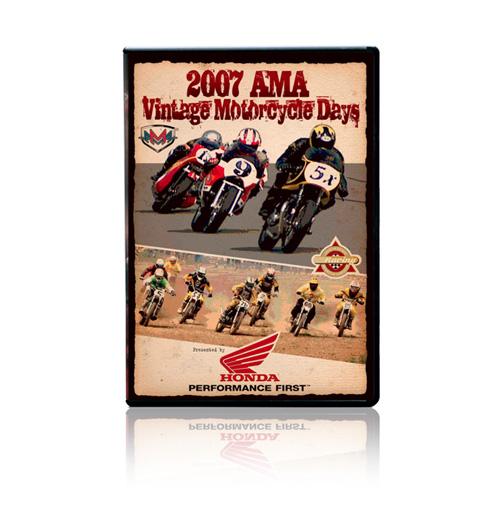 VMD001 2007 Vintage Days