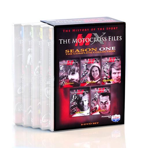 MXS001 Season 1 box