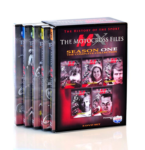 MXS001 Season 1 Box Set