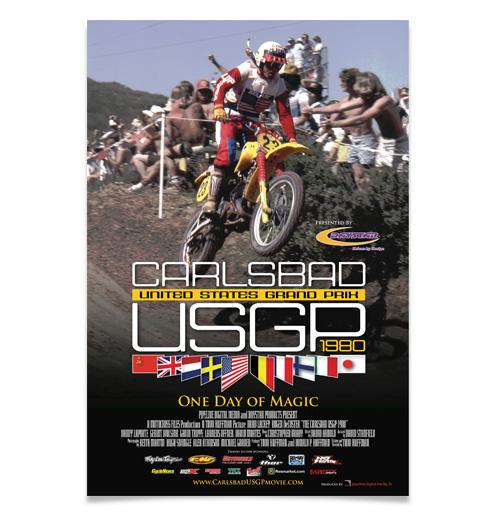 USG002 USGP poster