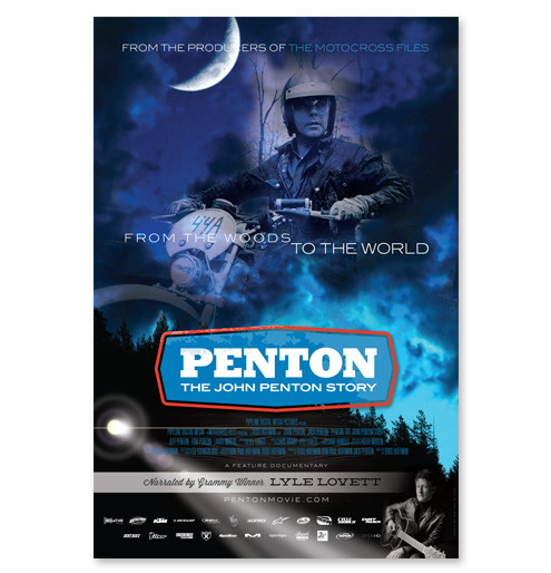 Penton Movie one sheet poster